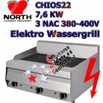 North electric water grill electro water char grill, CHIOS23CHIOS22